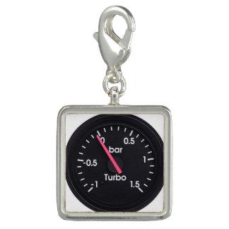 """Turbo Gauge"" design jewelry set Bracelets"