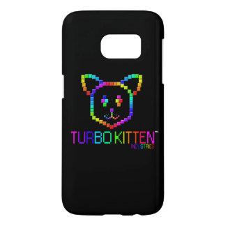 Turbo Kitten Galaxy S7 case