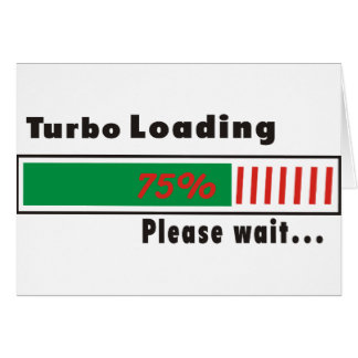 Turbo Loading Please wait Cards