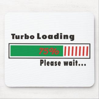 Turbo Loading Please wait Mousepad