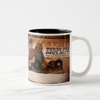 Turbo Pro gig poster mug
