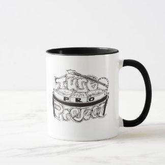 Turbo Pro ringer coffee mug