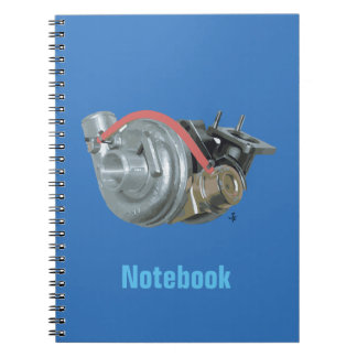 Turbocharger Note Book
