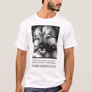 Turbokees.com Regular Logo  T-Shirt