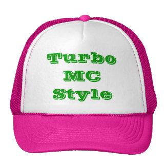 TurboMC Style Cap