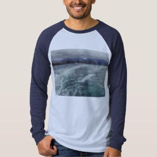 Turbulent wake shirt