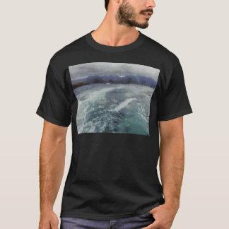 Turbulent wake T-Shirt
