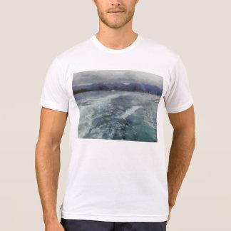 Turbulent wake tshirts