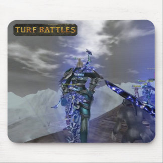 Turf Battles: Frans Style Mouse Pad