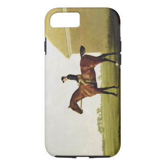 Turf, c.1765 (oil on canvas) (see 152743) iPhone 7 case