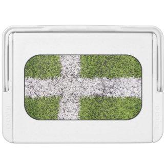 Turf cross igloo cool box