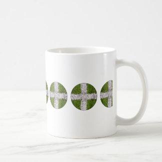 Turf cross coffee mug