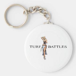 Turfbattles Female Nephilim Light Key Chains