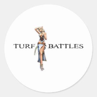 Turfbattles Female Nephilim Light Stickers