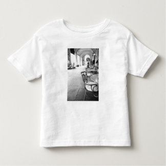Turin Italy, Cafe and Archway Toddler T-Shirt
