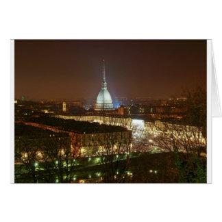 Turin, Italy Card
