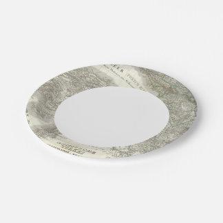 Turkei - Turkey Paper Plate
