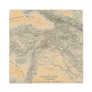 Turkei - Turkey Wood Coaster