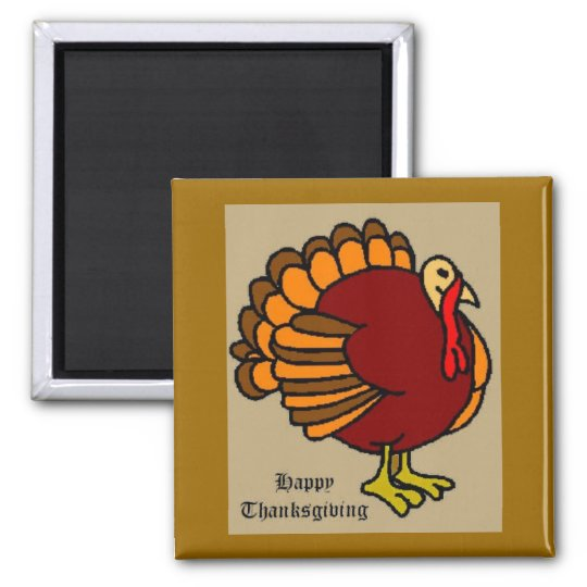 turkey6 magnet