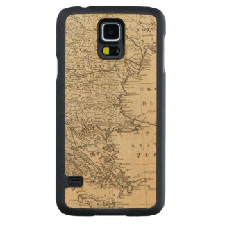 Turkey 2 carved maple galaxy s5 case