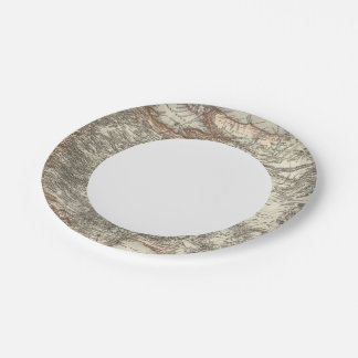 Turkey 2 paper plate