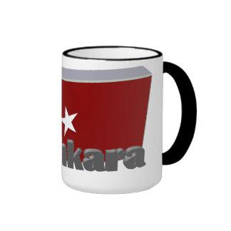 Turkey 3D+H Coffee Mug