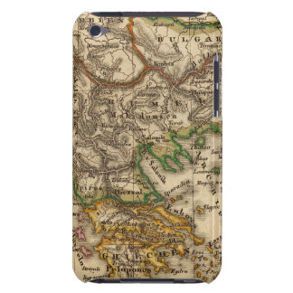 Turkey and Greece Map Barely There iPod Cover