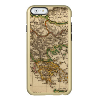 Turkey and Greece Map Incipio Feather® Shine iPhone 6 Case