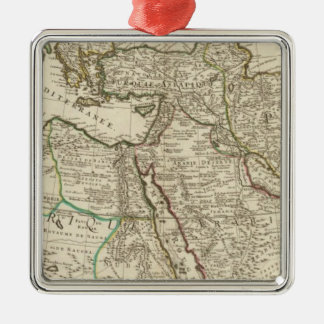 Turkey and Sweden Christmas Ornament