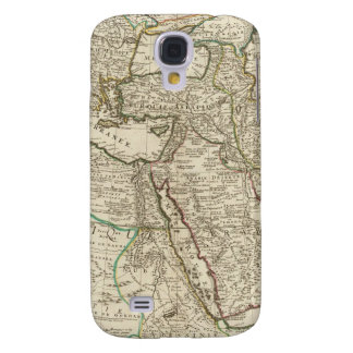 Turkey and Sweden Galaxy S4 Case