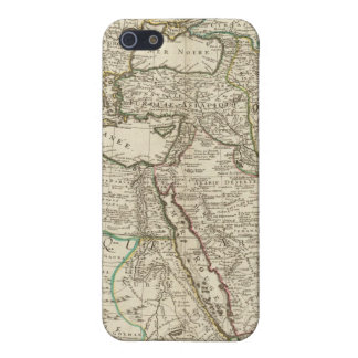 Turkey and Sweden iPhone 5/5S Case