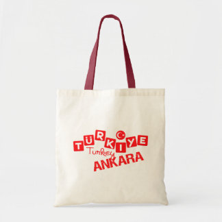 TURKEY ANKARA bag - choose style & color