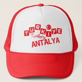 TURKEY ANTALYA hat