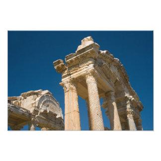 Turkey Aphrodisias a Roman Archaelogical Site Art Photo