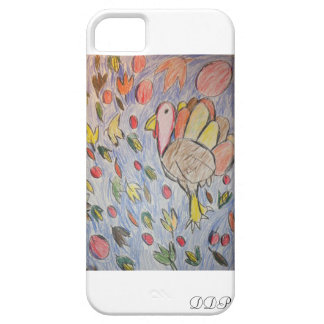 turkey art three case for the iPhone 5