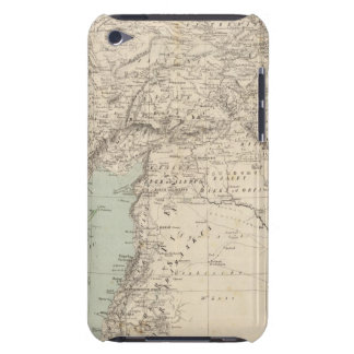 Turkey Atlas Map iPod Case-Mate Cases