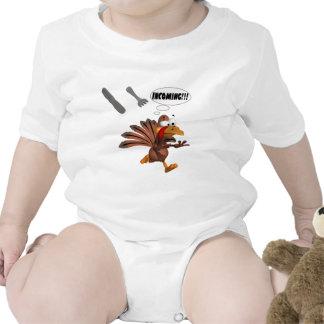 Turkey Attack Tee Shirt