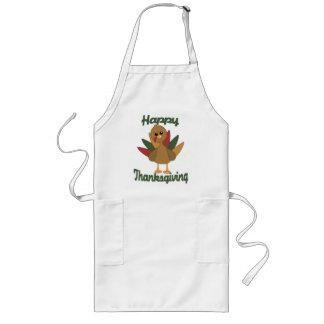 Turkey Baby Long Apron