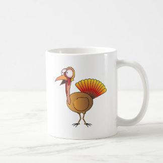 Turkey Basic White Mug