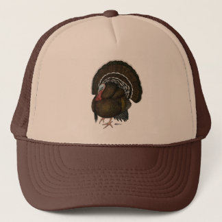 Turkey Bronze Tom Trucker Hat