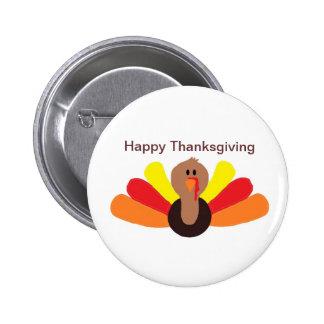 Turkey Button