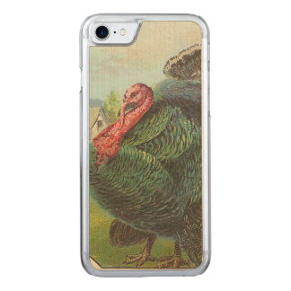 Turkey Carved iPhone 8/7 Case