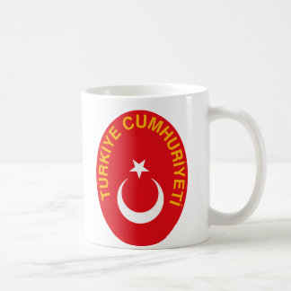 Turkey Coat of Arms Mug