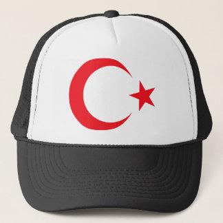 Turkey Coat of Arms Trucker Hat