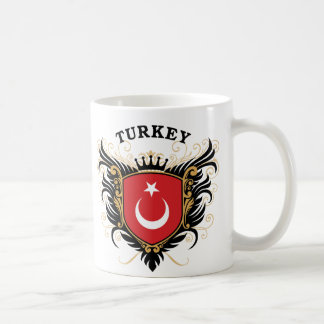Turkey Coffee Mug