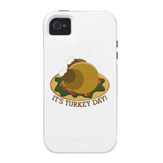 Turkey Day iPhone4 Case