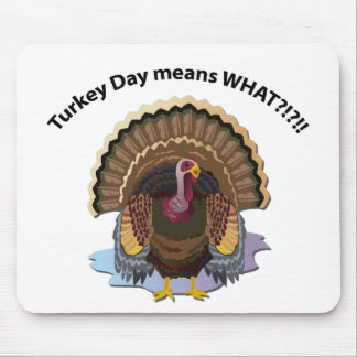 Turkey Day Mouse Mat