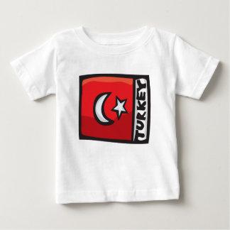 Turkey Design Baby T-Shirt