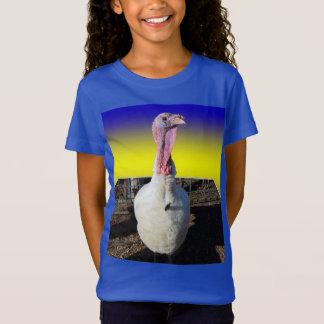Turkey Dimensional Popout Art, T-Shirt