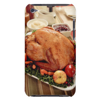 Turkey Dinner Meal Barely There iPod Case